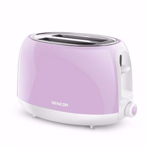 Sencor® 2-Slice Electric Toaster, 5 Colors