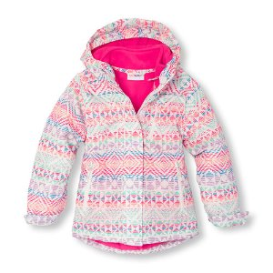 Girls Long Sleeve Printed 3-in-1 Jacket | The Children's Place