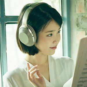 SONY MDR-1000X Wireless Noise Cancelling Headphones