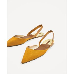 FLAT SLINGBACK SHOES - View all-SHOES-WOMAN | ZARA United States