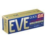 最温和的止痛片 EVE 白兔牌 加强版 快速止痛片 40片 特价