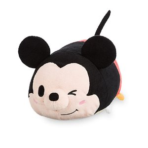 Mickey Mouse ''Tsum Tsum'' Plush - Medium - 11'' | Disney Store