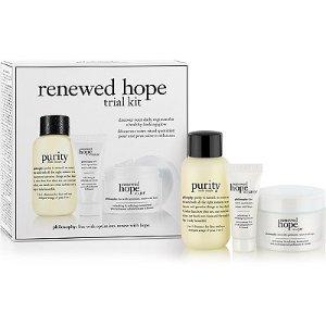 Renewed Hope Trial Kit | Ulta Beauty