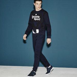$48.99($98)Lacoste Men's SPORT Lifestyle Fleece Tennis Pants