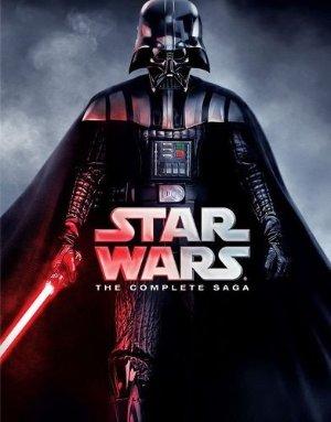 $49Star Wars: The Complete Saga Blu-ray