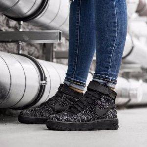 低至¥401 包邮追后一天:Nike Air Force 1 空军一号系列男女运动鞋促销