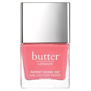 butter LONDON :: Coming Up Roses Patent Shine 10X Nail Lacquer