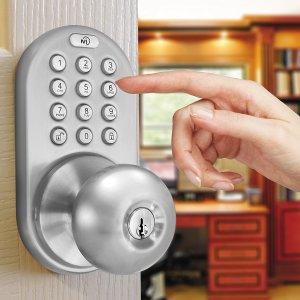 CDN$69MiLocks DKK-02SN 电子密码锁