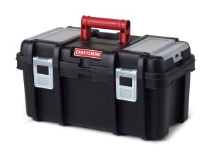 Craftsman 16 Inch Tool Box with Tray