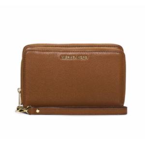 MICHAEL MICHAEL KORS - Adele Leather Phone Case - saks.com