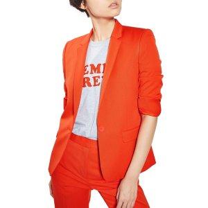 Topshop Tailored Suit Jacket (Regular & Petite) | Nordstrom