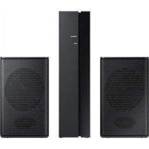 Samsung Wireless Rear Loudspeakers - works with select Samsung soundbars (Pair) Black SWA-8500S/ZA - Best Buy
