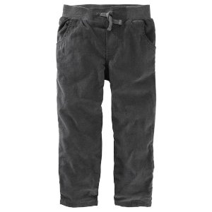 Pull-On Corduroy Joggers
