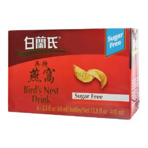 BRAND'S Bird's Nest Sugar Free 6packs*68ML