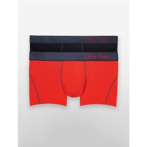 pro stretch 2-pack low rise trunk | Calvin Klein