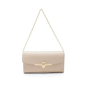 Salvatore Ferragamo Gancio Clasp Mini Bag