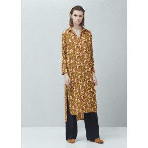 Flowy print blouse - Women | OUTLET USA