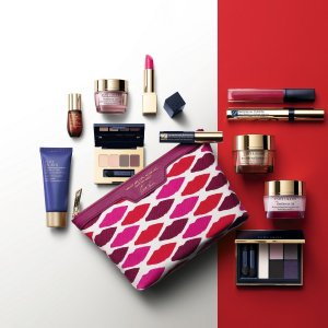 15% Off+Free 7-pc Gift Set with any $35 Estee Lauder Purchase @ macys.com