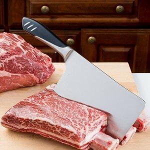 $13.95 (原价$34.99)Epica 7寸 不锈钢中式菜刀