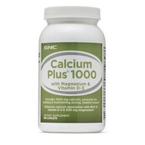 GNC Calcium Plus® 1000