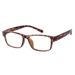 BowlingGreen Rectangle - Tortoise Eyeglasses | GlassesShop.com