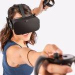 Oculus Rift VR + Oculus Touch + EVE: Valkyrie