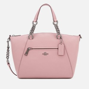 Coach Women's Prairie Satchel - Dusty Rose - Free UK Delivery over £50