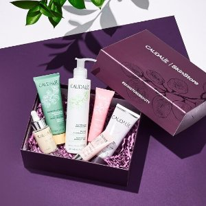 Free July beauty bag(worth $42)with SKINSTORE X CAUDALIE LIMITED EDITION BOX (WORTH $150+)