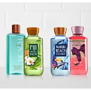 Signature Collection Shower Gel | Bath And Body Works