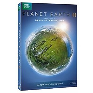 $19Planet Earth II DVD