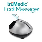 Factory Recertified IS-4000 InstaShiatsu+ Foot Massager with Bonus Calf Compression Kit