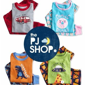 As Low as $6.59 + Extra 20% OffSleepwear Sale @ Gymboree