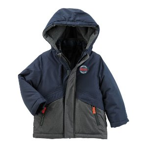 Colorblock 4-in-1 Jacket