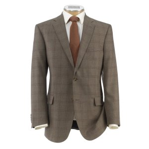 Traveler Tailored Fit 2-Button Sportcoat CLEARANCE