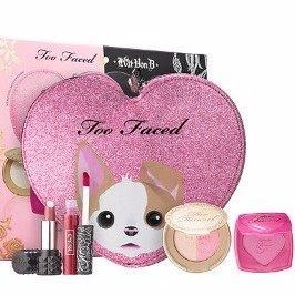 Too Faced x Kat Von D Better Together Cheek & Lip Makeup Bag Set  @ Sephora.com
