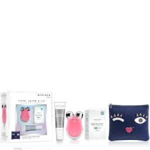 NuFACE Mini Tone, Glow & Go Collection (Worth $243.00) | Buy Online | SkinStore