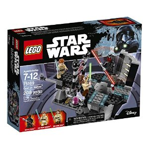 Lowest price! $19.99(Orig $24.99)LEGO Star Wars Duel On Naboo 75169 Building Kit (208 Pieces)