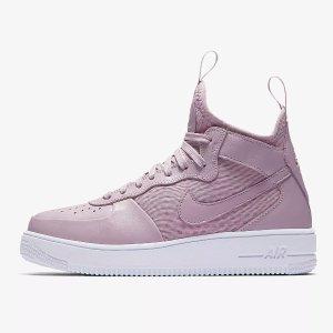 Nike Air Force 1 UltraForce Mid Women's Shoe. Nike.com