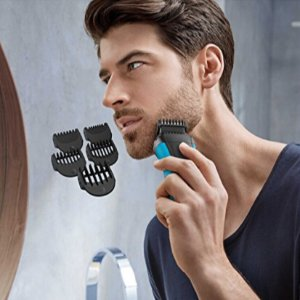 $64.99 Braun Series 3 Shave & Style 3010BT 3-in-1 Electric Wet & Dry Shaver / Razor for Men with Precision Beard Trimmer