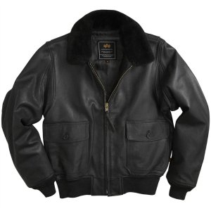 G-1 Leather Jacket | Alpha Industries