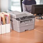 Brother MFC-L2700DW Compact Laser All-In One Printer