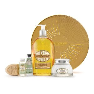 Delicious Almond Body Collection | Holiday Gift Set | L'Occitane