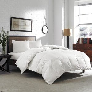 Eddie Bauer 600 Fill Power White Down Medium Warmth Comforter | Overstock.com Shopping - The Best Deals on Down Comforters