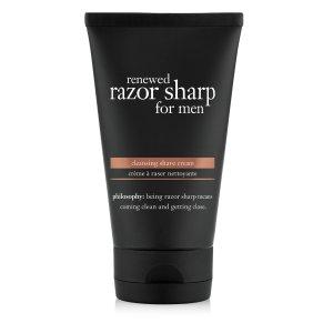 renewed razor sharp for men