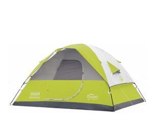 $64Coleman River Gorge 6 Person Dome Tent