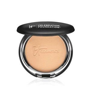 Celebration Foundation™ Hydrating Powder Foundation - Get Flawless Airbrushed Skin | IT Cosmetics