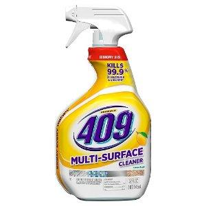 Formula 409 Powerful All Purpose Cleaner Spray Bottle Lemon 32 oz : Target