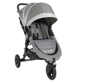 $230.39(原价$349.99) 超值低价!Baby Jogger City Mini GT全地形童车, Steel Gray款