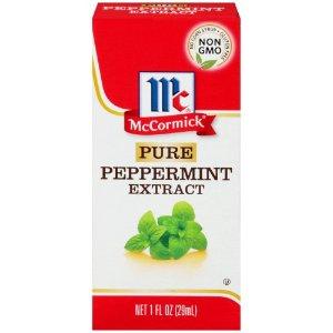 McCormick Pure Peppermint Extract, 1 fl Oz   Jet.com