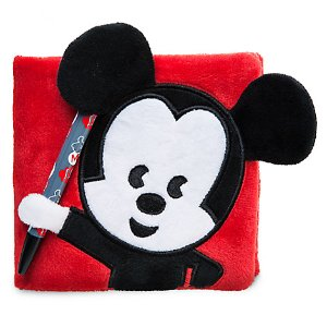 Mickey Mouse MXYZ Journal with Pen | Disney Store